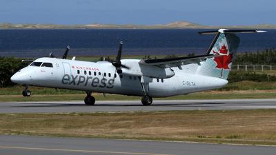 A picture of CGLTA - De Havilland Canada Dash 8300 - Air Canada - © Daniel Lapierre Forget