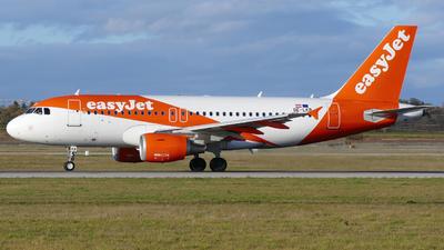 OE-LKB - Airbus A319-111 - easyJet Europe