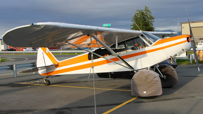 N18ZB - Piper PA-18-150 Super Cub - Private