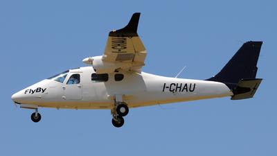 I-CHAU - Tecnam P2006T - FlyBy