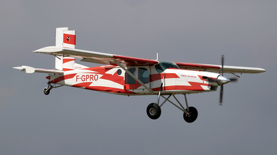 F-GPRO - Pilatus PC-6/B2-H2 Turbo Porter - Private