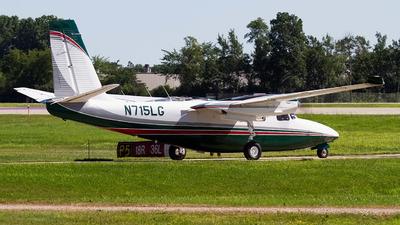 N715LG - Aero Commander 500B - Private