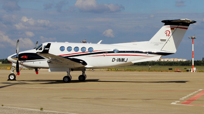 D-INMJ - Beechcraft B200GT King Air 250 - Private