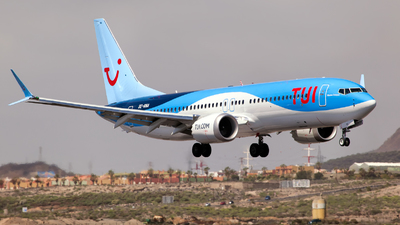SE-RNA - Boeing 737-8 MAX - TUI