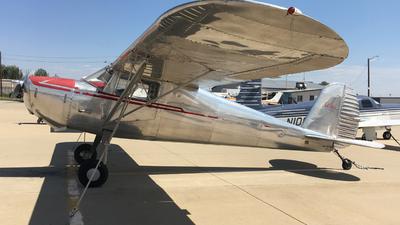 N76369 - Cessna 120 - Private