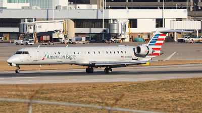 A picture of N588NN - Bombardier CRJ900LR - American Airlines - © h.giraff
