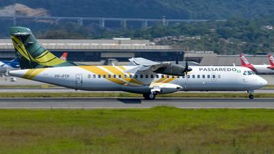 PP-PTP - ATR 72-212A(500) - Passaredo Transportes Aéreos
