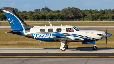 N403MM - Piper PA-46-M600 - Piper Aircraft