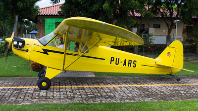 PU-ARS - Piper J-4A Cub Coupe - Private