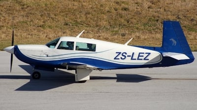 ZS-LEZ - Mooney M20K - Private