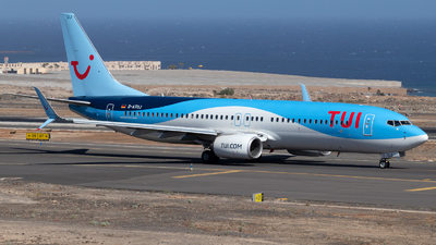 A picture of DATUJ - Boeing 7378K5 - TUI fly - © Martín Marrero Hdez