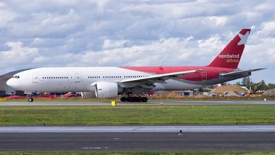 A picture of VPBJF - Boeing 77721B(ER) - Nordwind Airlines - © Sergey Popkov