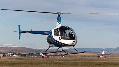 C-FLUL - Robinson R22 Beta - Mountain View Helicopters