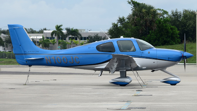 N100JC - Cirrus SR22-GTS Turbo - Private