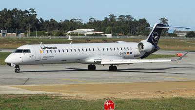 D-ACNB - Bombardier CRJ-900LR - Lufthansa Regional (CityLine)