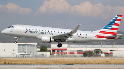 A picture of N267NN - Embraer E175LR - American Airlines - © André DuPont (MAS Aviation Press)
