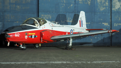 XW327 - Hunting Percival Jet Provost T.5A - United Kingdom - Royal Air Force (RAF)