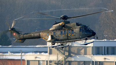 T-325 - Aérospatiale AS 332M1 Super Puma - Switzerland - Air Force