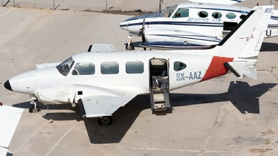SX-AAZ - Piper PA-31-310 Navajo - Private