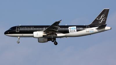 JA01MC - Airbus A320-214 - Starflyer