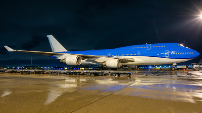 PH-BFN - Boeing 747-406 - Untitled