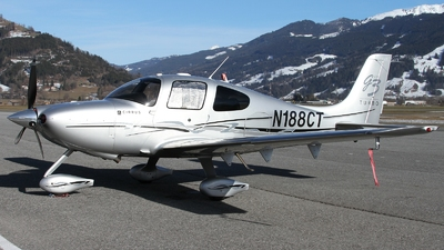 N188CT - Cirrus SR22-G3 Turbo - Private