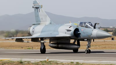 212 - Dassault Mirage 2000EG - Greece - Air Force