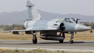 212 - Dassault Mirage 2000EG - Greece - Air Force
