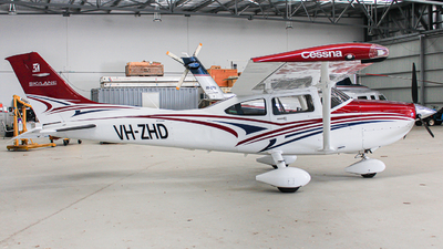 VH-ZHD - Cessna 182T Skylane - Major Blue Aviation