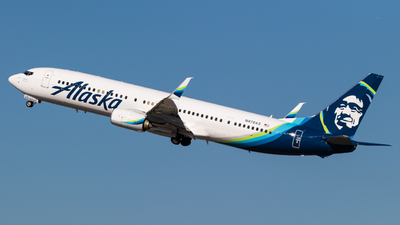 A picture of N478AS - Boeing 737990(ER) - Alaska Airlines - © Alex Crail