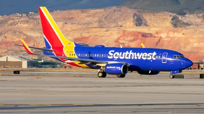 A picture of N431WN - Boeing 7377H4 - Southwest Airlines - © Michael Rodeback