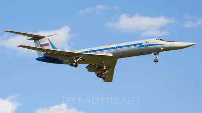 31 - Tupolev Tu-134UBL - Russia - Air Force