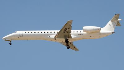 EP-PUD - Embraer ERJ-145LR - Pouya Air