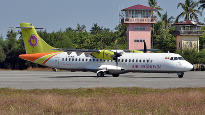 XY-AIN - ATR 72-212 - Air Thanlwin