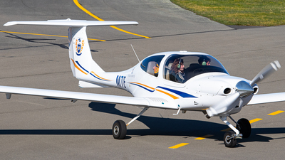 ZK-MTE - Diamond DA-40 Diamond Star XLS - Massey University School Of Aviation