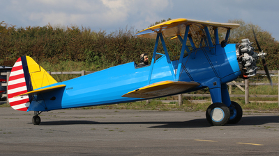 N4545N - Boeing A75N1 Stearman - Private