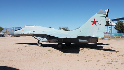 53 - Mikoyan-Gurevich MiG-29A Fulcrum - Russia - Air Force