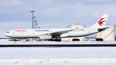 B-8968 - Airbus A330-343 - China Eastern Airlines