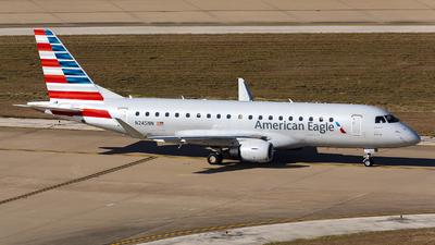 N245NN - Embraer 170-200LR - American Eagle (Envoy Air)