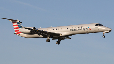 N628AE - Embraer ERJ-145LR - American Eagle (Piedmont Airlines)