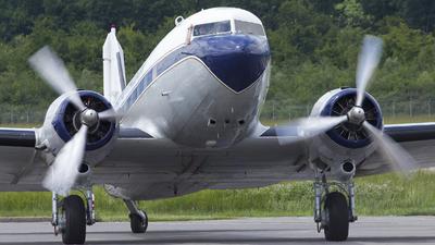 HB-IRJ - Douglas DC-3A - Aero Passion