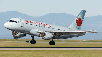 C-GAQL - Airbus A319-114 - Air Canada
