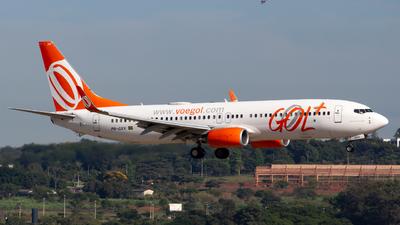 PR-GXV - Boeing 737-8EH - GOL Linhas Aereas