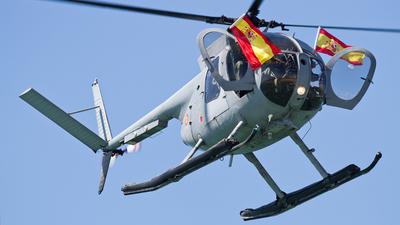 HS.13-10 - Hughes 369HM - Spain - Navy