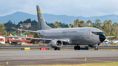 FAC1209 - Boeing 737-46B(SF) - Colombia - Air Force