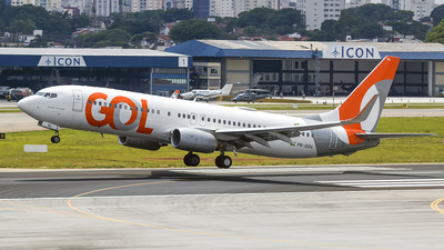 A picture of PRGGL - Boeing 7378EH - GOL Linhas Aereas - © Angelo Madson