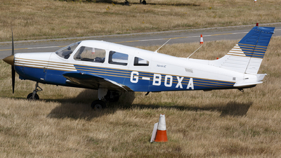 G-BOXA - Piper PA-28-161 Warrior II - Private