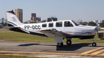 A picture of PPOCC - Beech G36 Bonanza - [E3722] - © fachetti_spotter