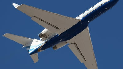 N988LS - Gulfstream G-IV(SP) - Las Vegas Sands Corporation
