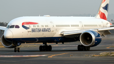 G-ZBKN - Boeing 787-9 Dreamliner - British Airways